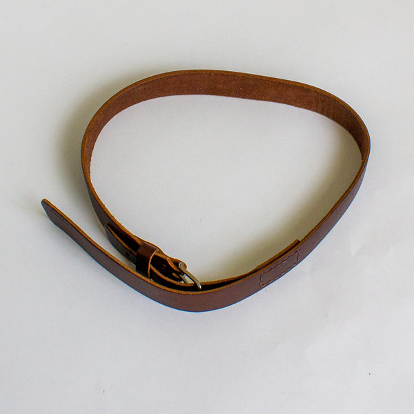 Billy Kirk Leather Belt - 30