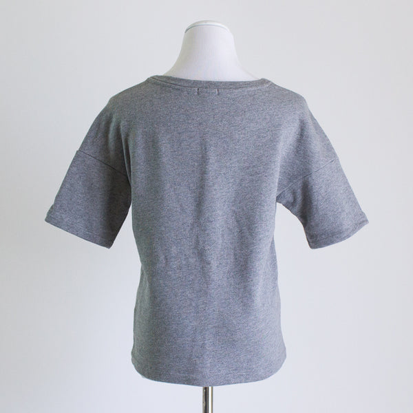Demylee Short Sleeve Sweatshirt - Small