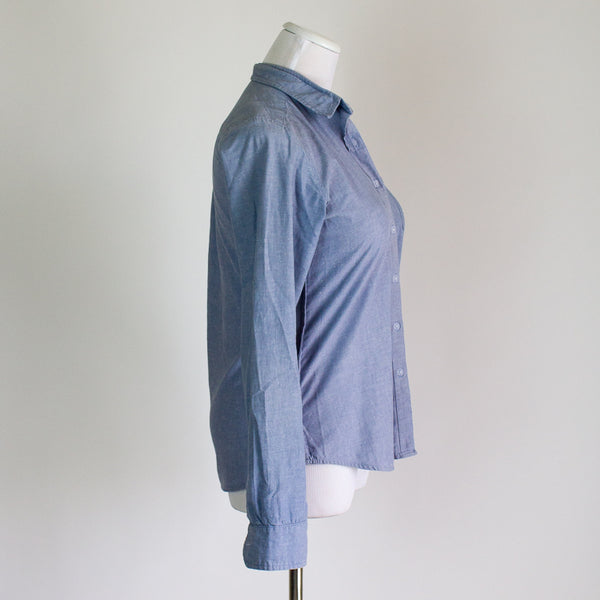 Steven Alan Chambray Oxford - Small