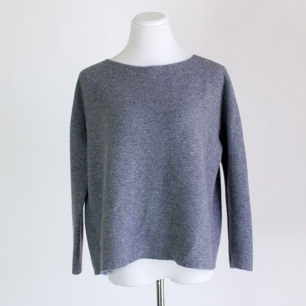 Eileen Fisher Cashmere Sweater - Small
