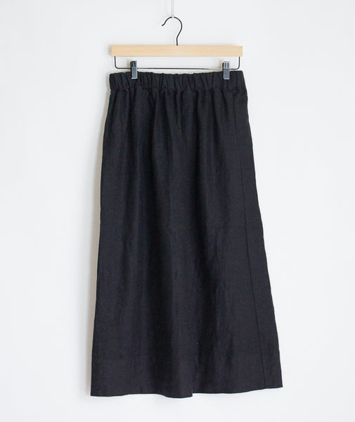 Elizabeth Suzann Linen Bel Skirt - Medium