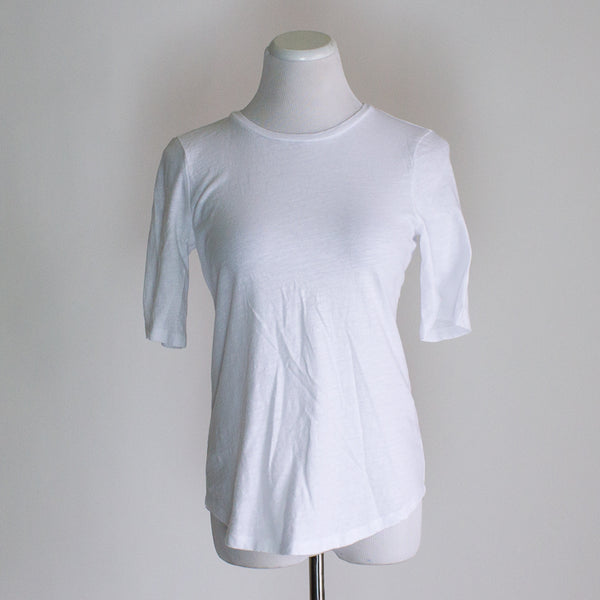 Eileen Fisher Organic Cotton Tee - XS