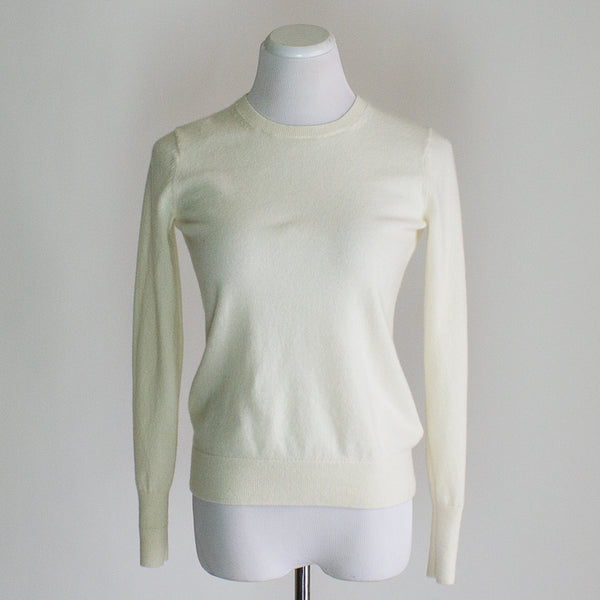 Everlane Cashmere Crewneck Sweater - Small