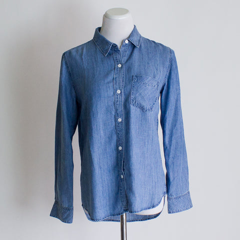 Rails Chambray Shirt - Small
