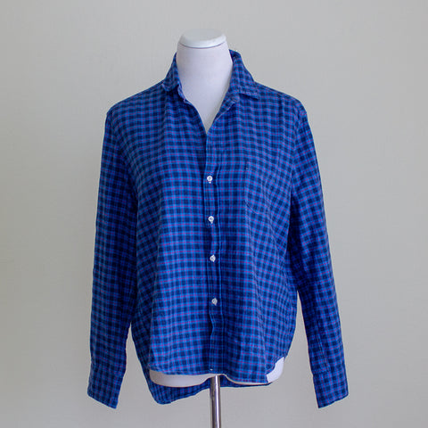 Frank & Eileen Eileen Flannel Shirt - Medium