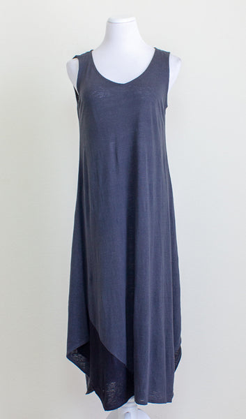 Eileen Fisher Organic Linen Tank Dress - Small