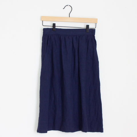 Pyne & Smith Linen Skirt - Small
