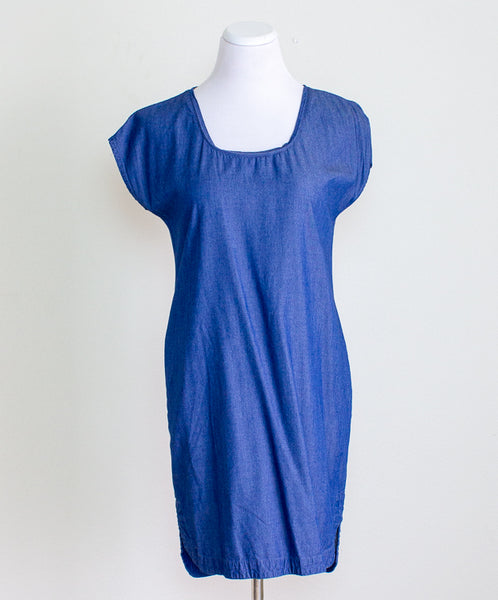 Bridge & Burn Chambray Dress - Small