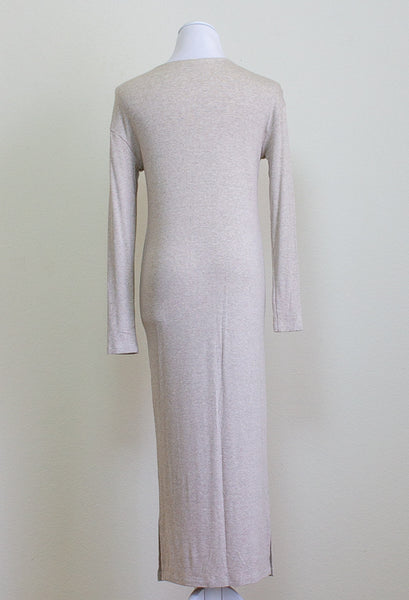 Mimu Maxi Hug Dress - Small