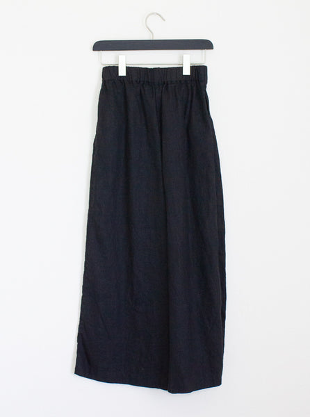 Not Perfect Linen Lyon Culottes Maxi Length - Small