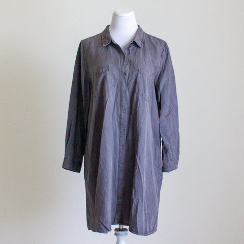 Eileen Fisher Shirt Dress - XL