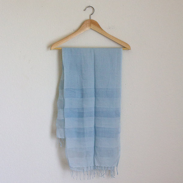 Eileen Fisher Light Cotton/Linen Scarves