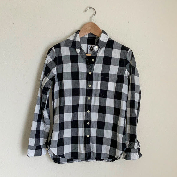Tradlands Gingham Shirt - XS