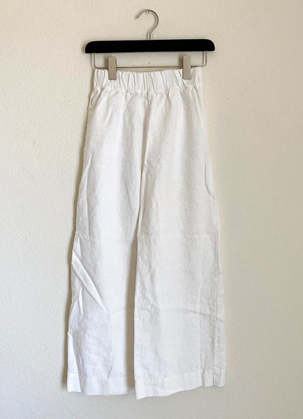 Elizabeth Suzann Linen Florence Pants - Small Regular