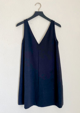 Everlane Double V Dress - 4