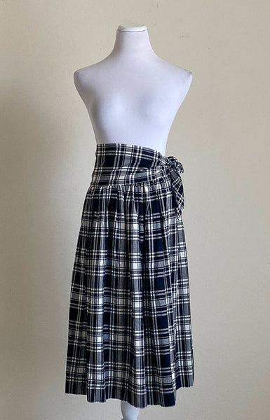 Mociun Plaid Skirt/Dress - Small