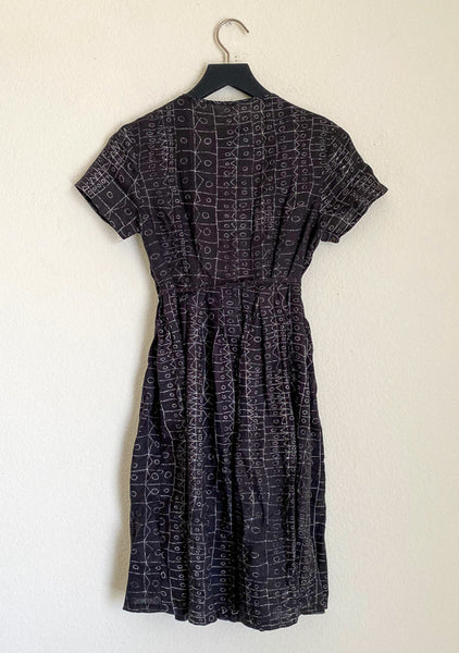 Mociun Wrap Dress - Small