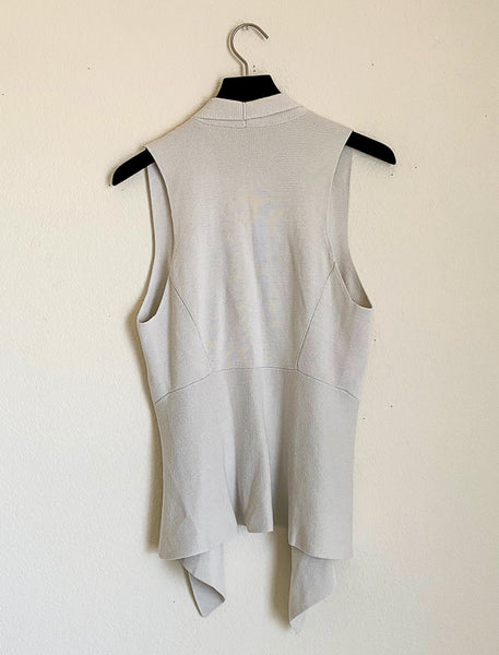 Eileen Fisher Knit Vest - Small