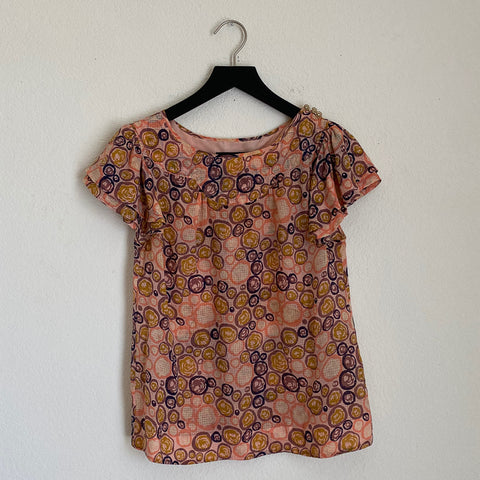 Marc by Marc Jacobs Silk Blouse - 10