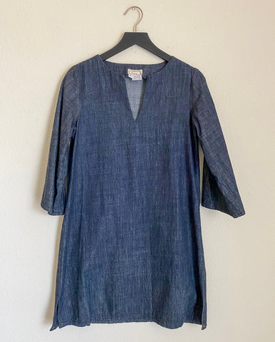 Jeanne Oliver Designs Denim Dress - Small