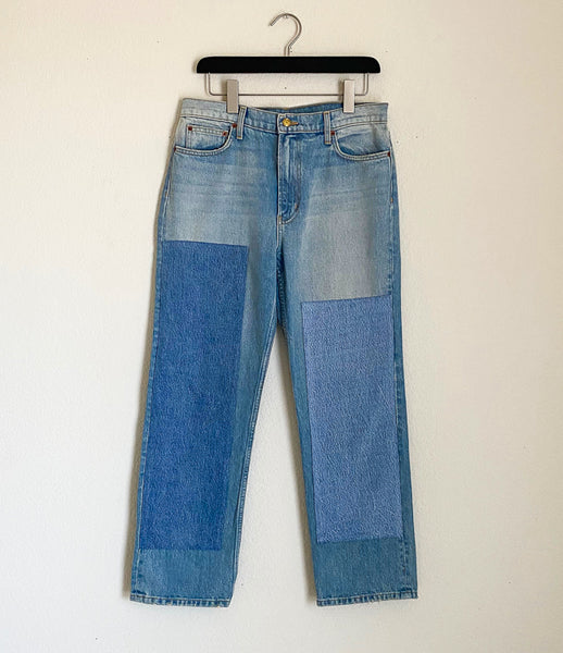 B Sides Arts Mid Straight Jeans - 29