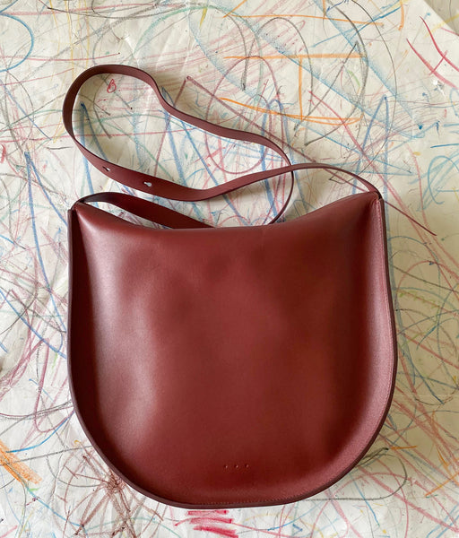 Aesther Ekme Saddle Hobo