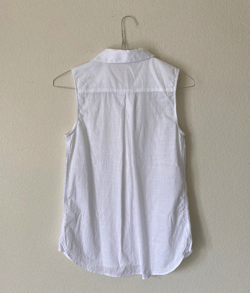 Tradlands Sleeveless Top - Small