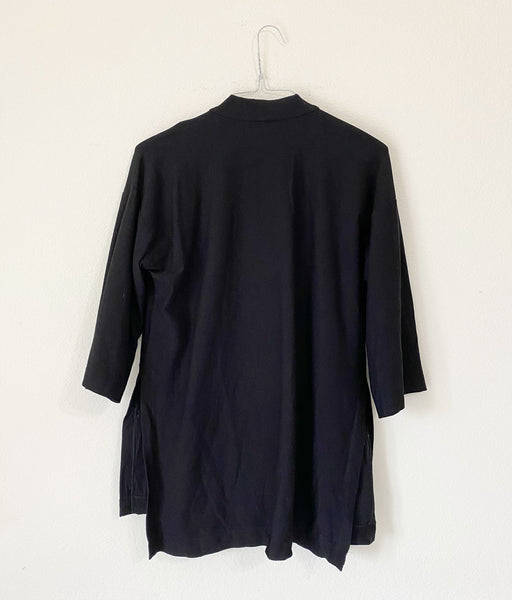 Eileen Fisher Stretch Crepe Jacket - XS