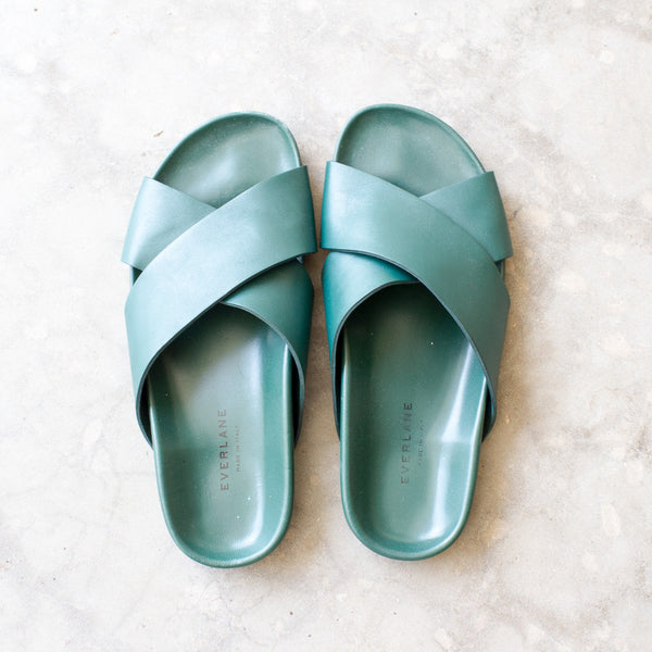Everlane Form Crossover Sandal - 8