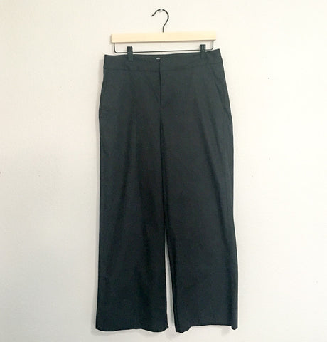 Everlane Wide Leg Structure Pant - 6 - slowre - 1