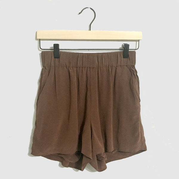 Grana Silk Shorts - Small