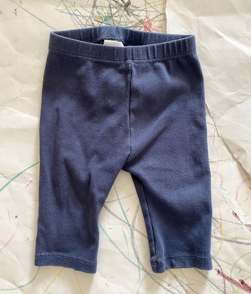 Hanna Andersson Organic Cotton Leggings - 6-12 Months