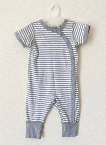 Hanna Andersson Short Sleeve Romper - 3-6 Months