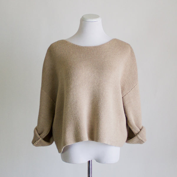 Han Starnes Rib Sweater - Medium