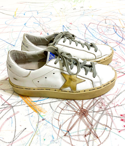 Golden Goose Hi Star Sneakers - 38