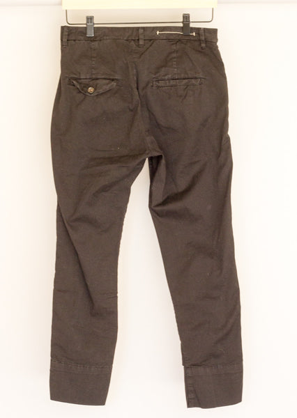 Hope News Trouser Black - FR34 & FR36 - slowre - 2