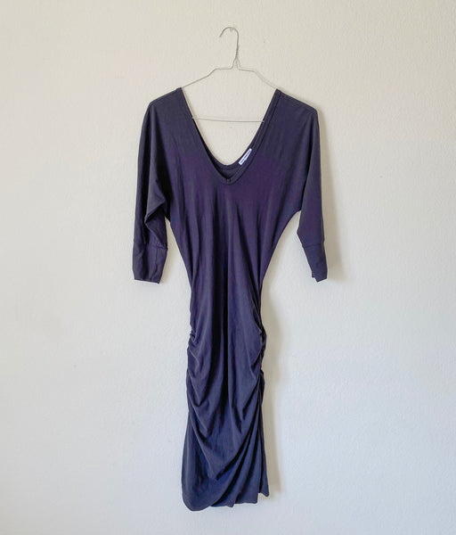 James Perse Double V Dress - 2