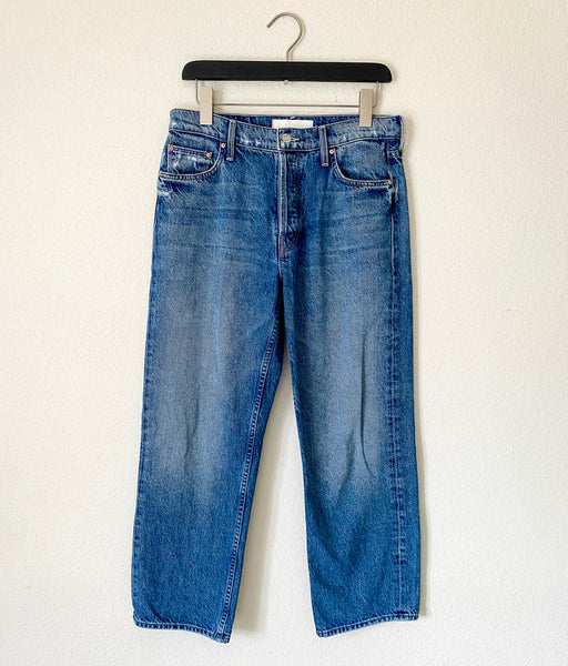 Mother Thrasher Jeans - 28