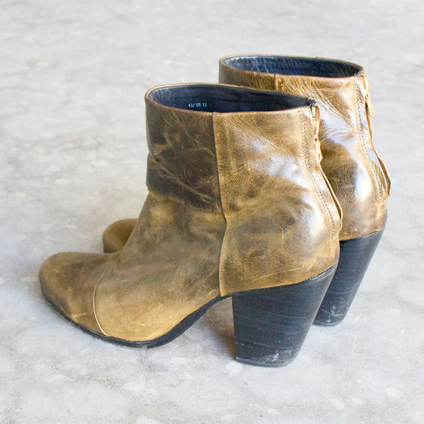 Rag & Bone Newbury Boots - 41/US11