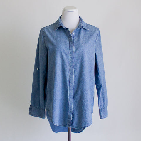 Sundry Oversized Shirt - 1