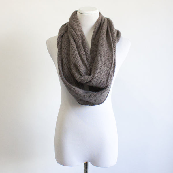 VKOO Cashmere Infinity Scarf