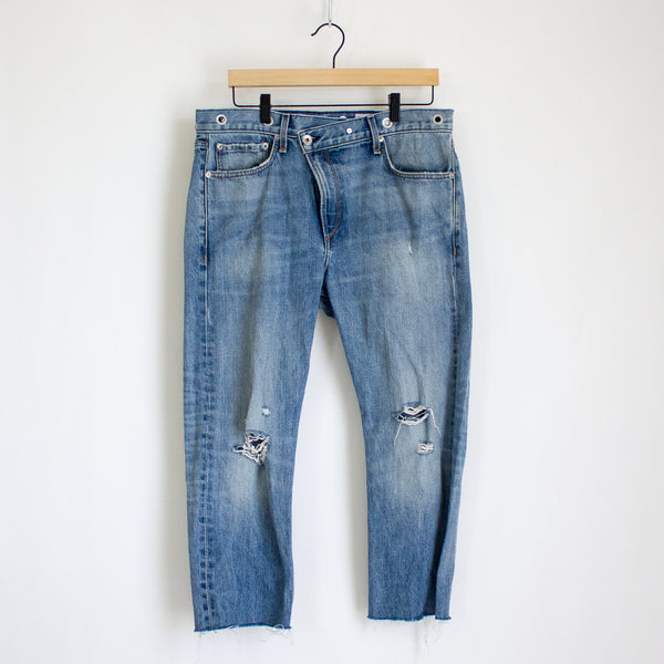 Rag & Bone Wicked  Boyfriend Jeans - 29