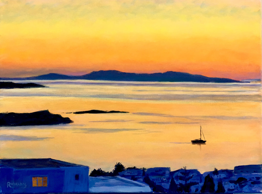 After Sunset (Mykonos) SOLD