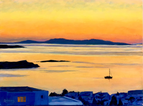 After Sunset (Mykonos)