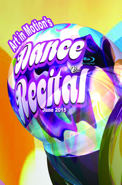 Art in Motion's Spring Recital 2015