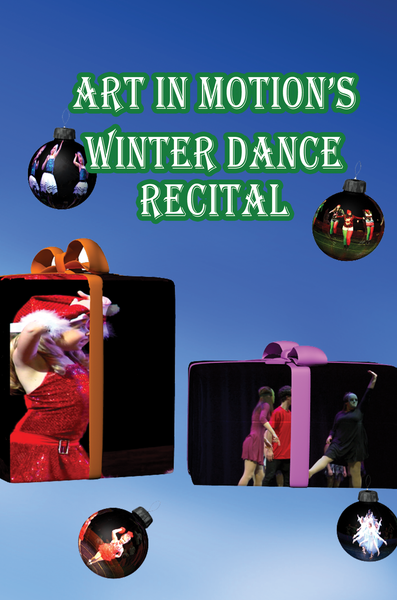 Art in Motion'Holiday Recital 2015