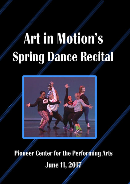 Art in Motion's Spring Recital 2017