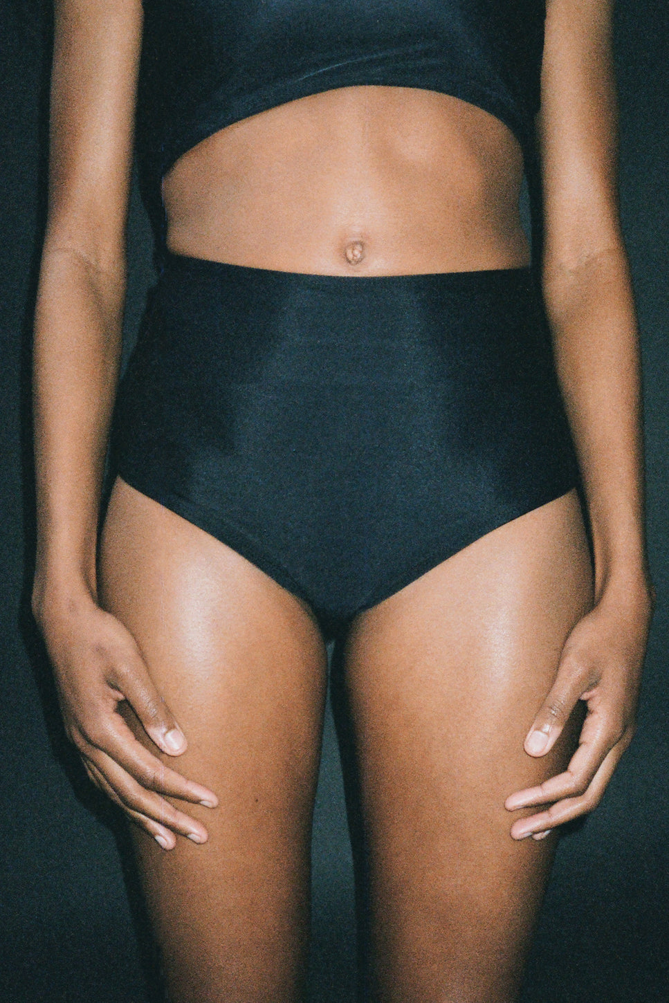 Nu Swim — Basic High Bottom