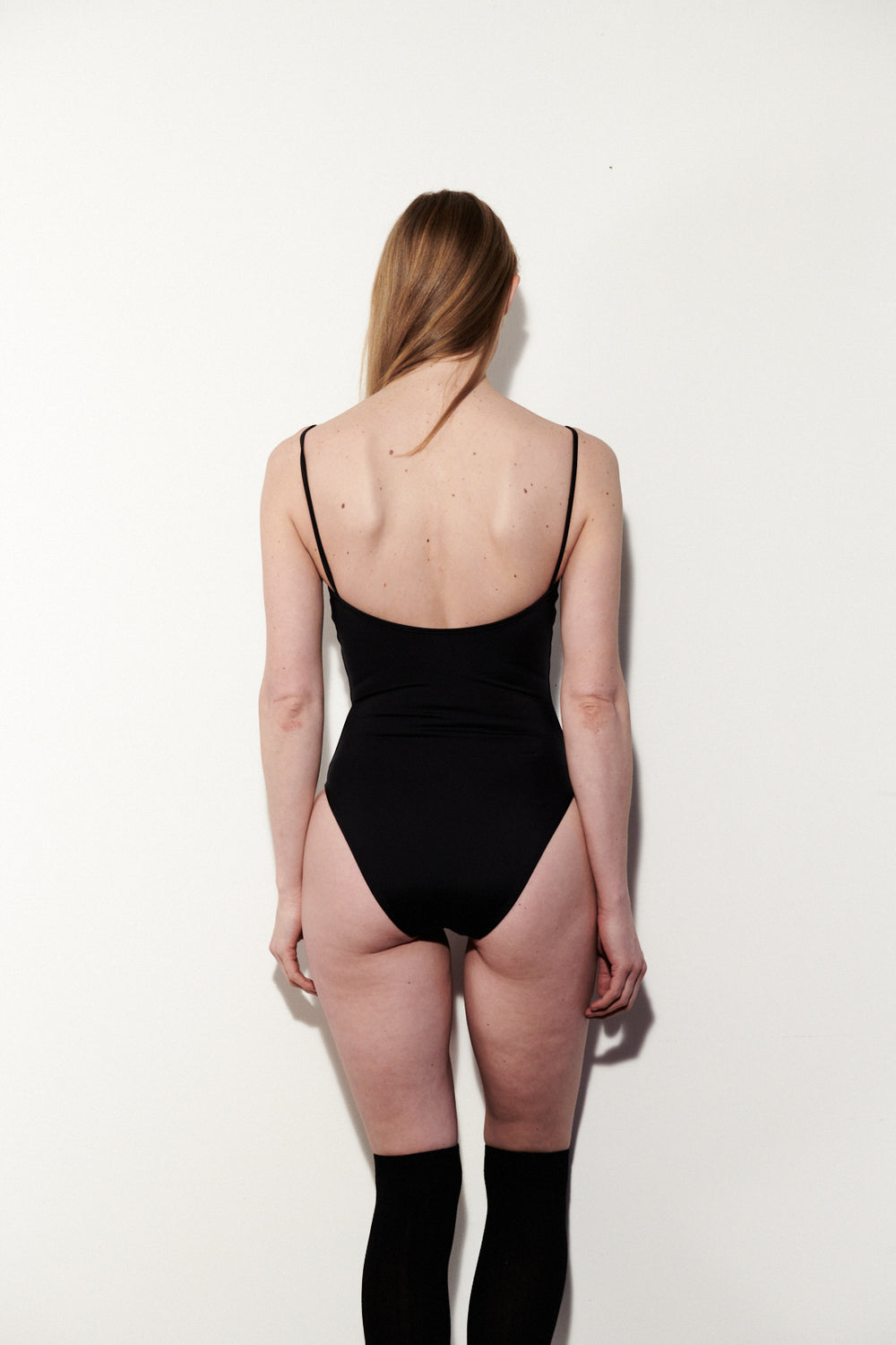 Nu Swim — Straight One Piece