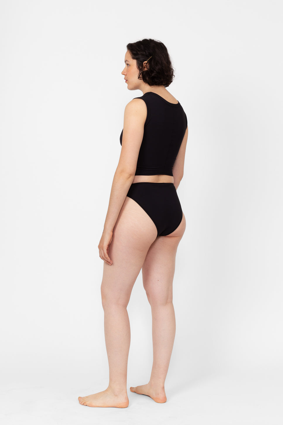 Nu Swim – Shell Top
